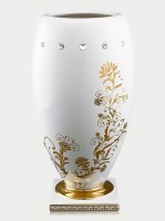 s1623-45-bovd-vase-with-floral-design-diamante